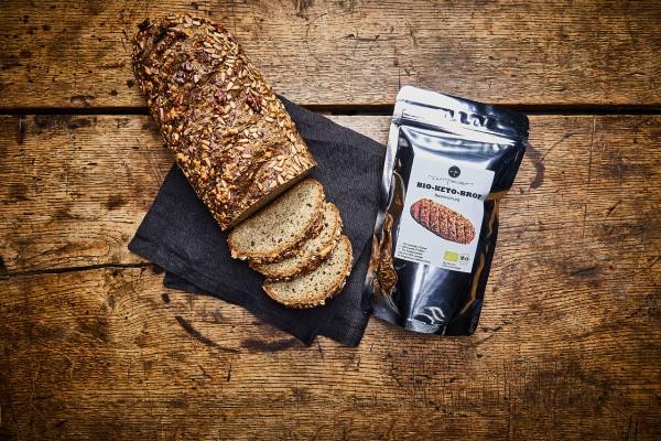 Bio-Keto-Brot Backmischumg